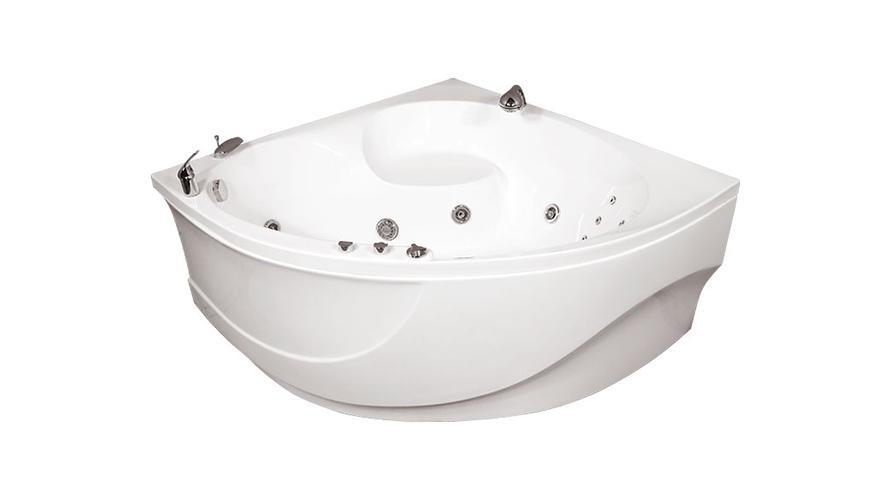 Фото 3995: Ванна акриловая Тритон Эрика