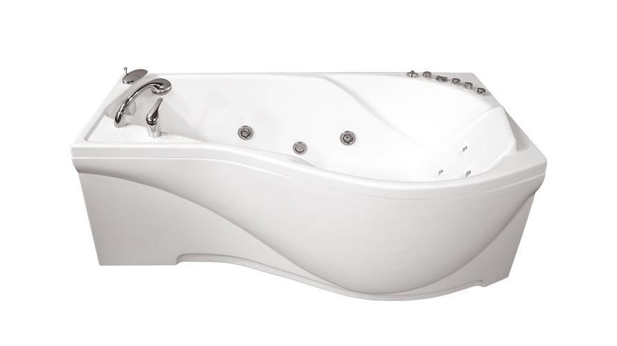 Фото 3724: Ванна акриловая Тритон Мишель 170х96х60