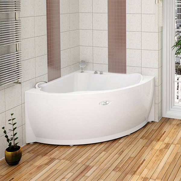 Фото 5065: Акриловая ванна без системы гидромассажа Радомир (Vannesa) Альтея