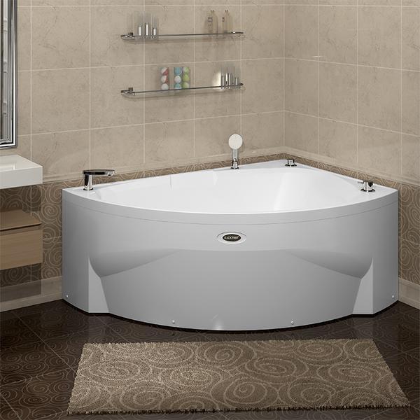 Фото 9275: Акриловая ванна без системы гидромассажа Радомир (Radomir) Астория