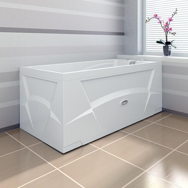 Фото 5199: Акриловая ванна без системы гидромассажа Радомир (Vannesa) Фелиция