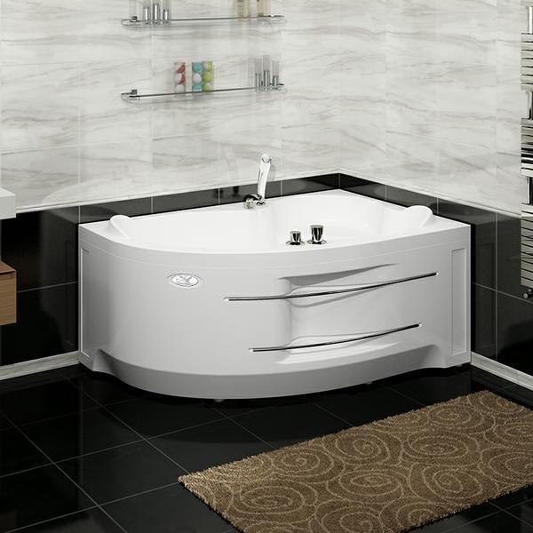Фото 1284: Акриловая ванна без системы гидромассажа Радомир (Vannesa) Ирма