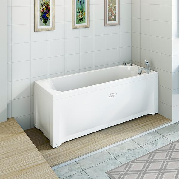 Фото 4135: Акриловая ванна без системы гидромассажа Радомир (Vannesa) Кэти