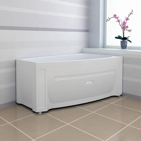 Фото 5785: Акриловая ванна без системы гидромассажа Радомир (Vannesa) Мэги