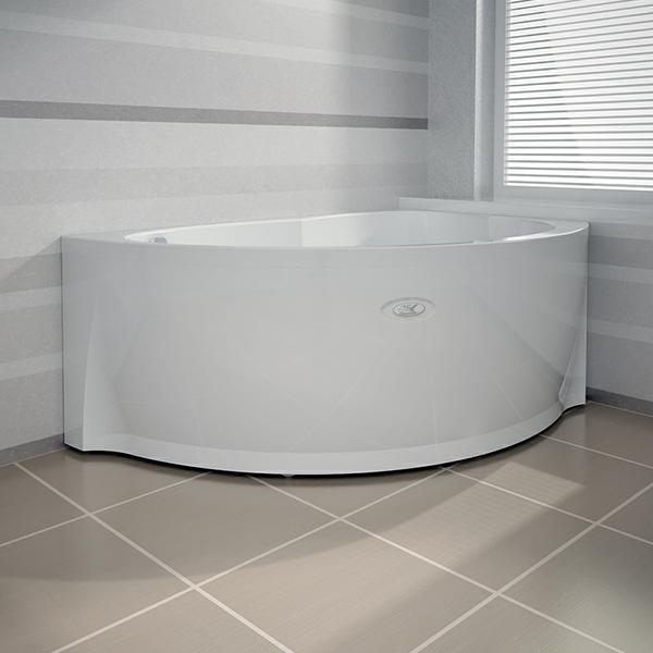 Фото 1858: Акриловая ванна без системы гидромассажа Радомир (Vannesa) Модерна