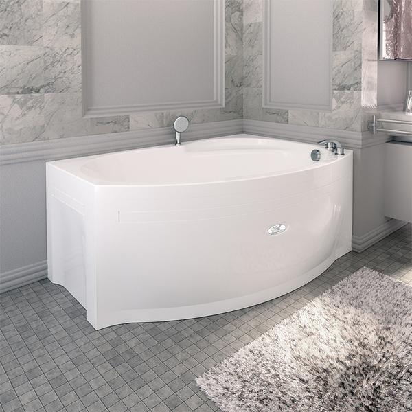 Фото 8431: Акриловая ванна без системы гидромассажа Радомир (Vannesa) Монти