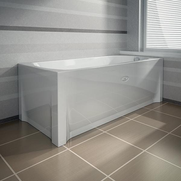 Фото 8047: Акриловая ванна без системы гидромассажа Радомир (Vannesa) Николь
