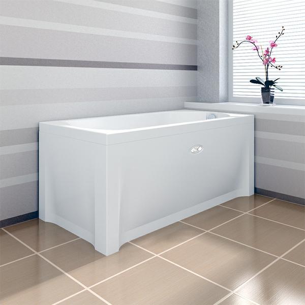 Фото 7196: Акриловая ванна без системы гидромассажа Радомир (Vannesa) Ника