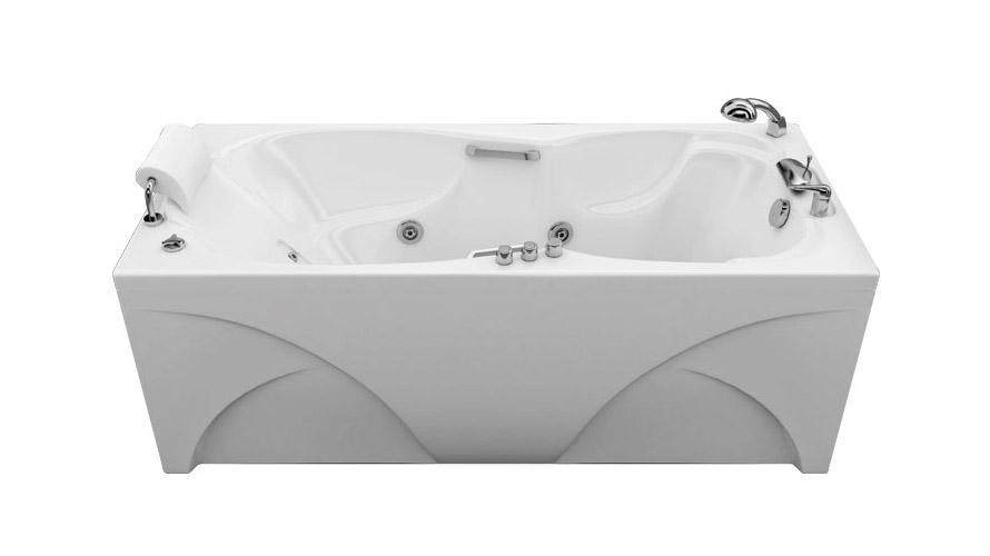 Фото 4039: Ванна акриловая Тритон Персей 190х90х65