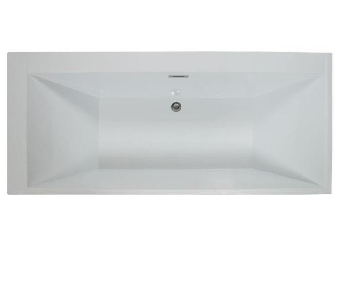 Фото 6680: Ванна акриловая Тритон Гранд 180х80х61