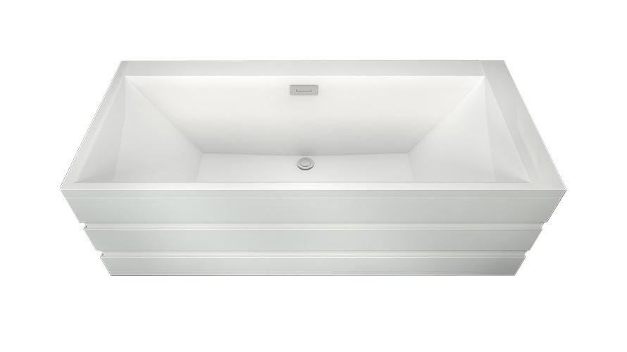 Фото 3715: Ванна акриловая Тритон Гранд 180х80х61
