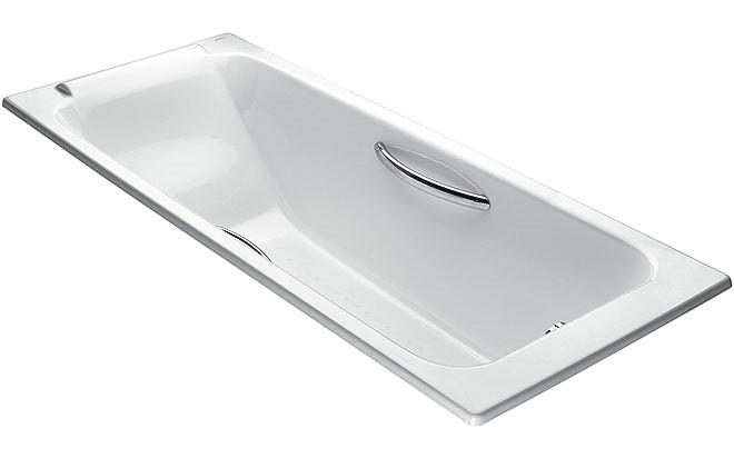 Фото 6434: Ванна чугунная Jacob Delafon PARALLEL 150x70 без ручек