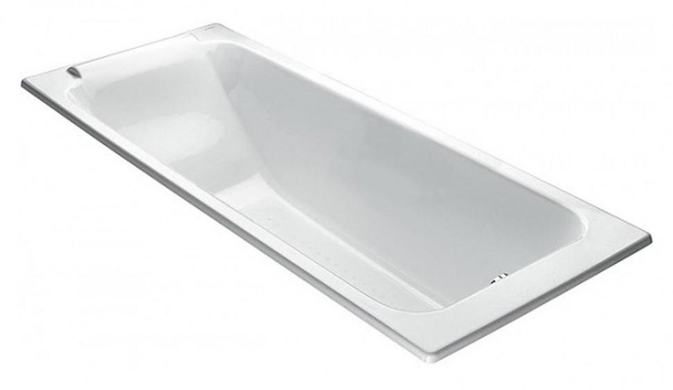 Фото 641: Ванна чугунная Jacob Delafon PARALLEL 150x70 с ручками