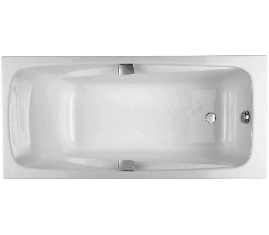 Фото 1199: Ванна чугунная Jacob Delafon REPOS 180x85 без ручек