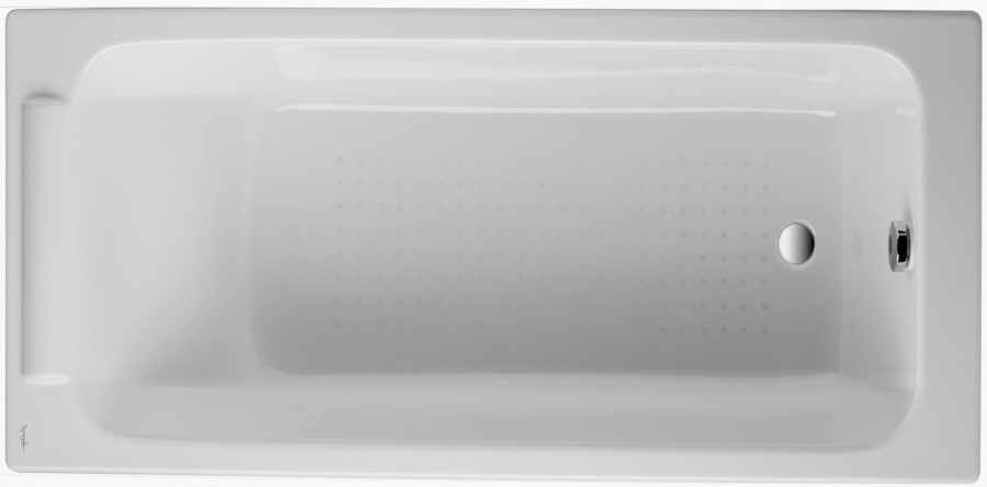 Фото 823: Ванна чугунная Jacob Delafon PARALLEL 150x70 без ручек