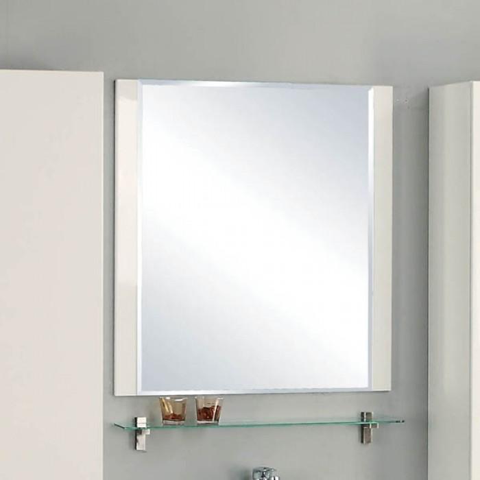 Фото 580: Зеркало Акватон АРИЯ 80 белый 1A141902AA010