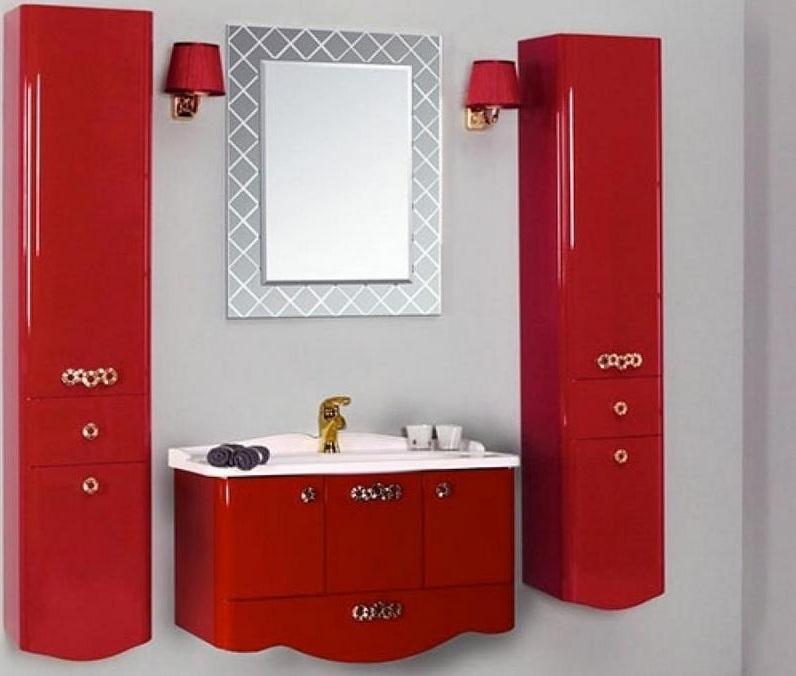 Фото 842: Зеркало Акватон ВЕНЕЦИЯ 75 зеркальная рама 1A151102VN010