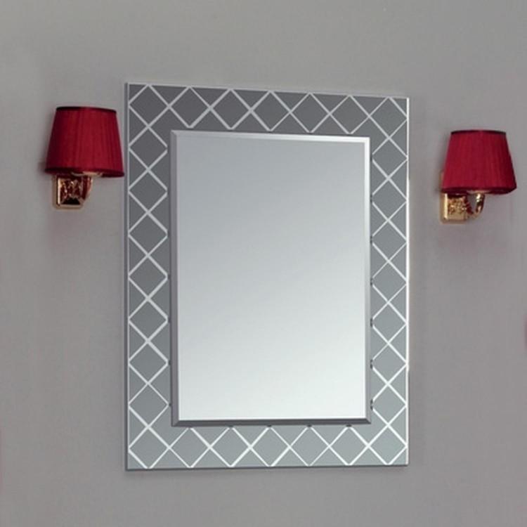 Фото 3454: Зеркало Акватон ВЕНЕЦИЯ 75 зеркальная рама 1A151102VN010