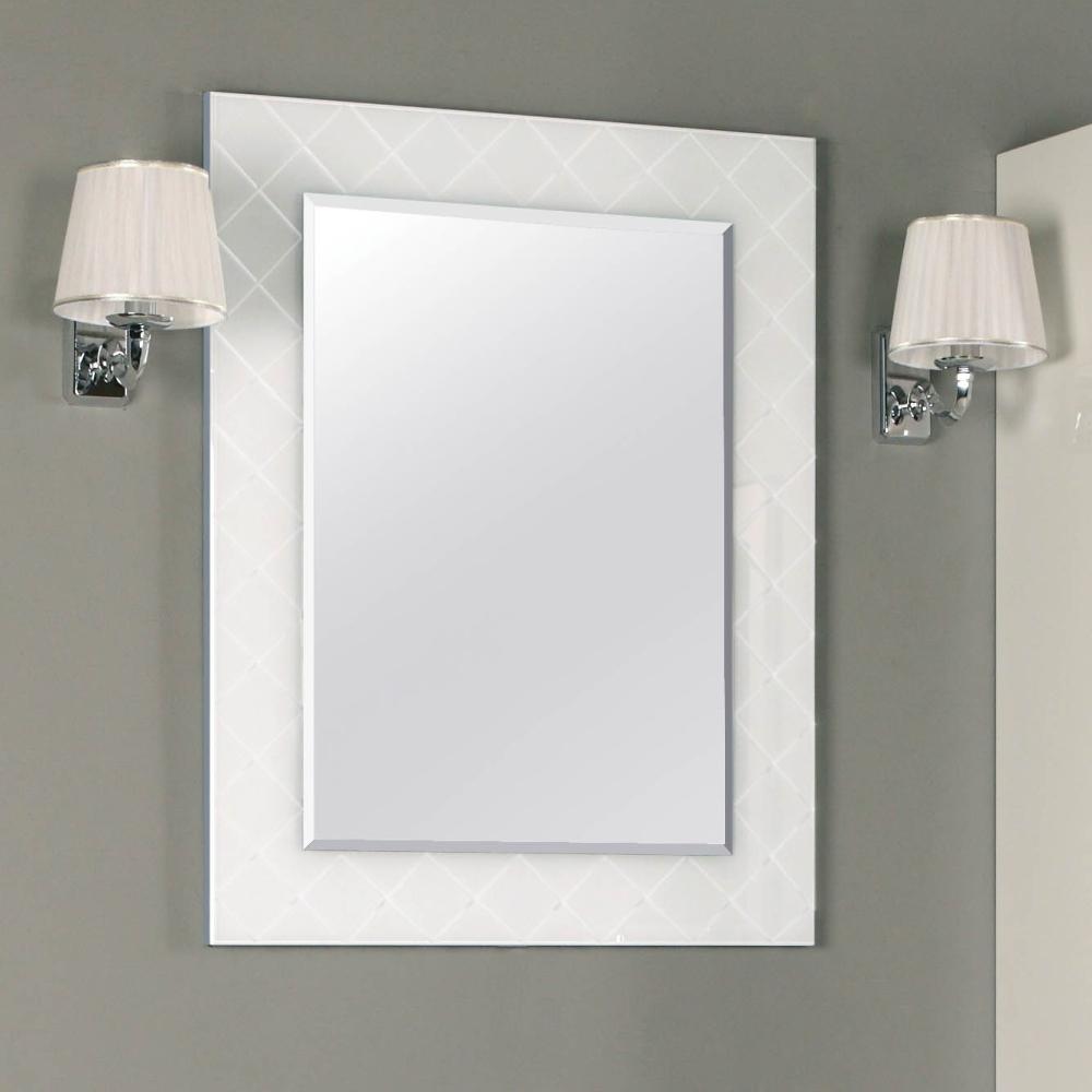 Фото 235: Зеркало Акватон ВЕНЕЦИЯ 65 белый 1A155302VNL10