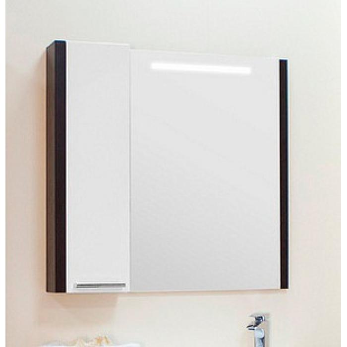 Фото 271: Зеркало шкаф Акватон БРАЙТОН 100 венге 1A176702BR500