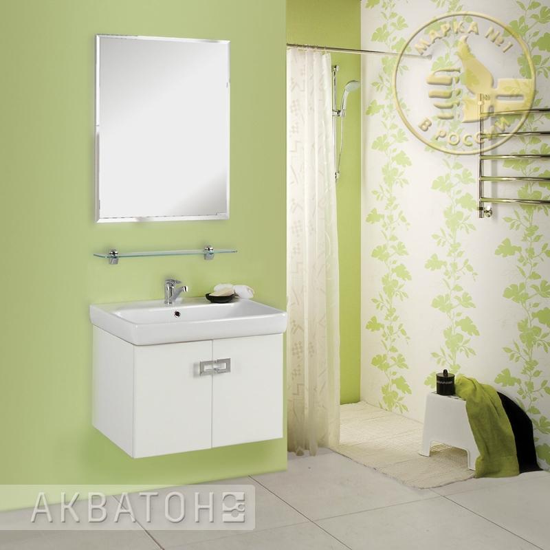 Фото 3155: Зеркало Акватон ОПТИМА 65 1A127002OP010