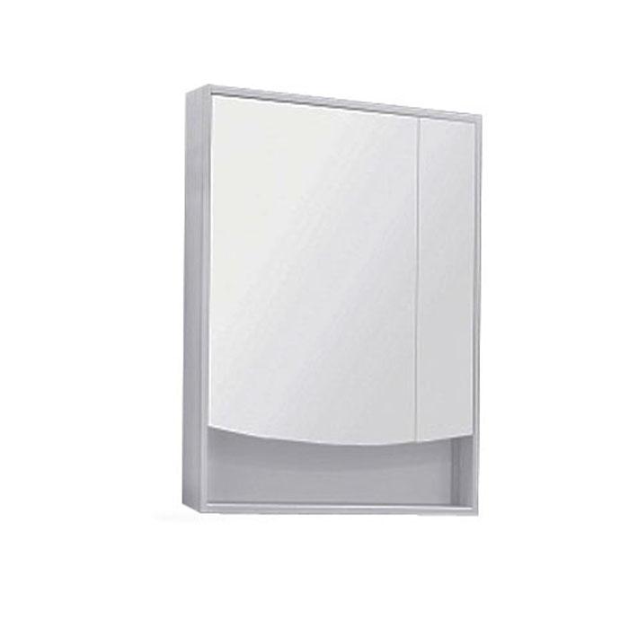 Фото 3699: Зеркальный шкаф Акватон ИНФИНИТИ 65 белый глянец 1A197002IF010