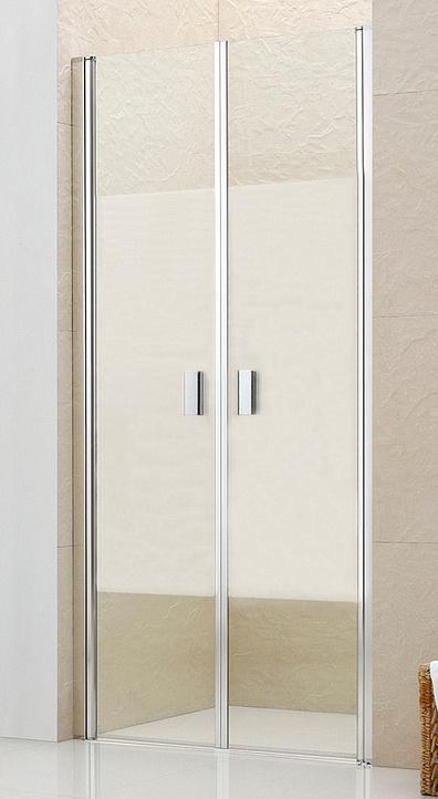 Фото 5204: Душевая дверь RGW LE-05 100х195 Frost Line матовая полоска 06120500-91