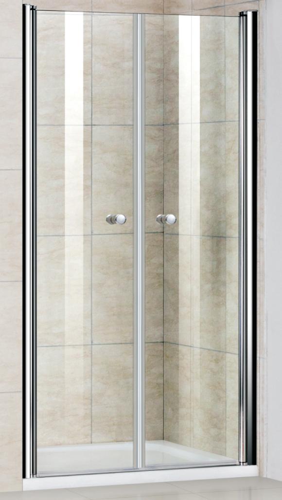Фото 2474: Душевая дверь RGW PA-04 85х185 прозрачное 04080485-11