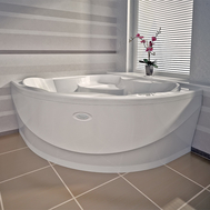 Фото 1170: Акриловая ванна без системы гидромассажа Радомир (Radomir) Верона