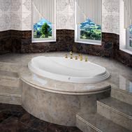 Фото 4087: Акриловая ванна без системы гидромассажа Радомир (Fra Grande) Гранада