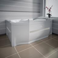 Фото 1574: Акриловая ванна без системы гидромассажа Радомир (Radomir) Конкорд