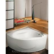 Фото 2819: Акриловая ванна угловая Jacob Delafon Presqu'ile E6045 145х145