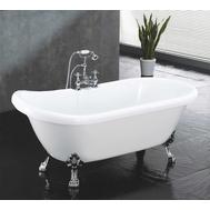 Акриловая ванна отдельностоящая Finn Альбертина 170x74 см