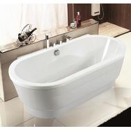 Фото 1316: Акриловая ванна Finn отдельностоящая Санта 160х74