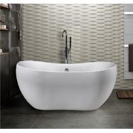 Фото 5684: Акриловая ванна Finn отдельностоящая Элина 170x80 см