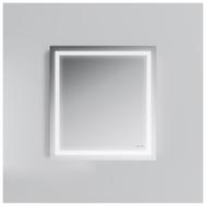 Фото 5246: Зеркало для ванной на стену AM.PM Gem M91AMOX0651WG с LED-подсветкой по периметру, 65 см