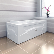 Фото 2677: Гидромассажная ванна Радомир (Wachter) Роза (форсунки хром)