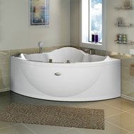 Фото 8823: Гидромассажная ванна ФЛОРЕНЦИЯ GOLD серия Standard