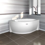 Фото 5187: Гидромассажная ванна Радомир (Wachter) Мелани (форсунки хром)