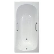 Фото 9444: Ванна чугунная Castalia 120x70x42