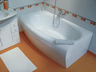 Фото статьи установка ванн