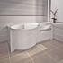 Фото 1641: Акриловая ванна без системы гидромассажа Радомир (Radomir) Валенсия