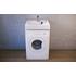 Фото 7435: Раковина над стиральной машинкой из литьевого мрамора RAVAL Perla 60х55 Белая