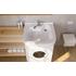 Фото 5261: Комплект: мини стиральная машина под раковину Candy Aqua 104D2-07 с раковиной Юни 60 (Кувшинка)