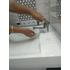 Фото 8526: Раковина над стиральной машиной Aqua Symphony Solo Jazz 55 (сифон в комплекте)