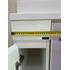 Фото 613: Раковина над стиральной машиной Санта Юпитер 80х50 см левая