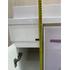Фото 3511: Раковина над стиральной машиной Санта Юпитер 80х50 см левая