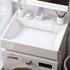 Фото 946: Раковина над стиральной машиной Акватон Рейн 60 (глубина 50)