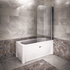 Фото 319: Гидромассажная ванна Радомир (Wachter) Ника (форсунки хром)