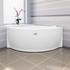 Фото 6359: Гидромассажная ванна Радомир (Wachter) Альтея (форсунки хром)